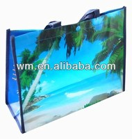 Best selling PVC beach bag for summer
