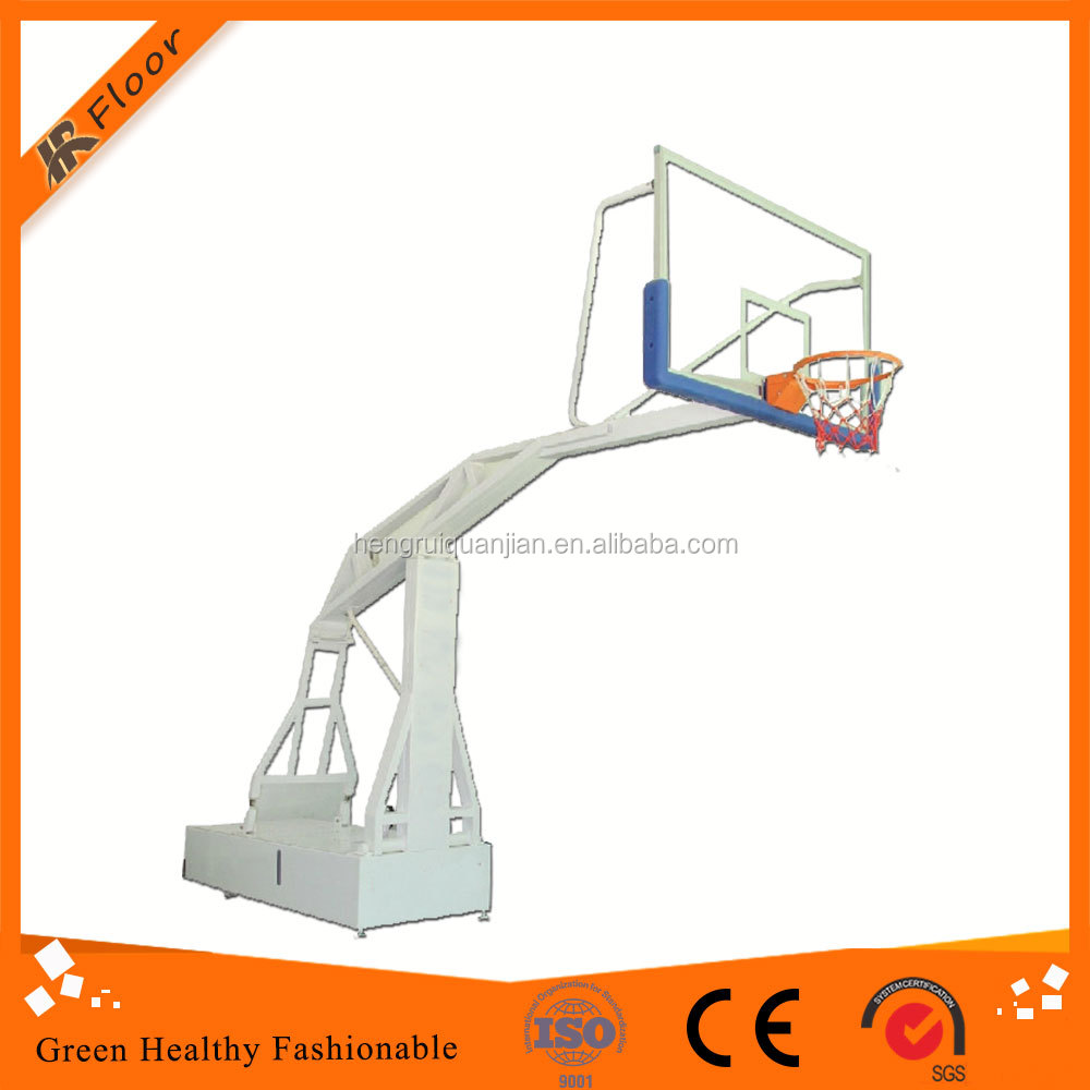 Outdoor basketball stand professional basketball hoop stand