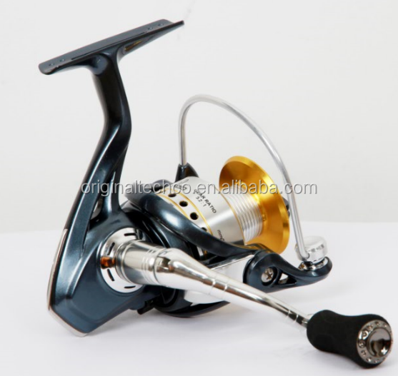 FLY FISHING REEL BIG LINE CAPACITY CNC HANDLE OR GRAPHITE HANDLE