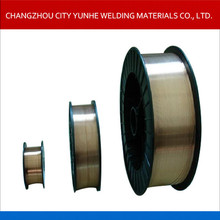DIN8559 Quality-Assured SG2 Copper Coated Mild Steel Welding Wire