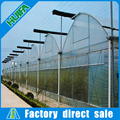 High Quality One Stop Garden Multi Span Greenhouse for Sale