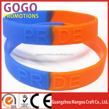 Promotional fast delivery fashion new silicone wristbands, OEM Wholesale Cheap Promotional Silicone Wristbands