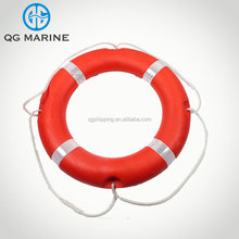 Life guard rescue round buoy ring