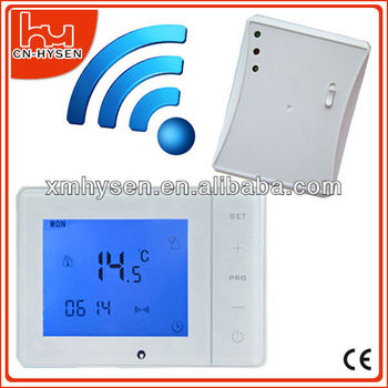 16A Programming Water Heating Wireless Thermostat