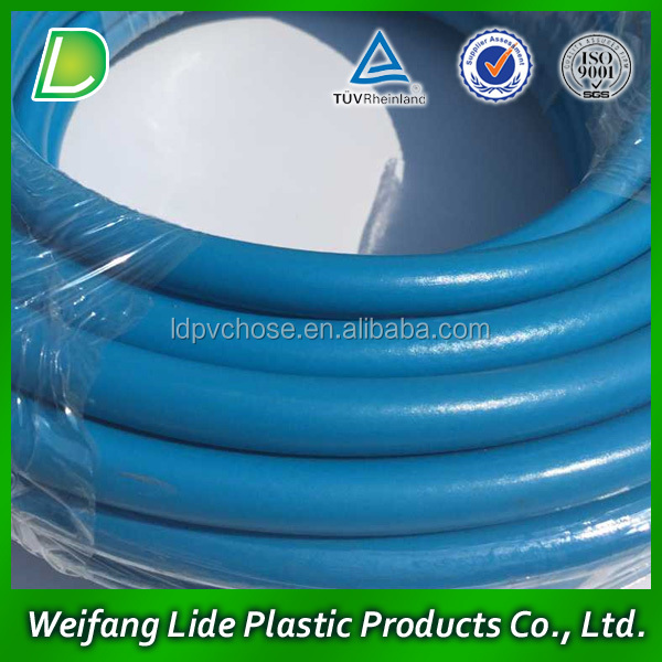 Red pvc pipe flexible fire hose for Fire hydrant