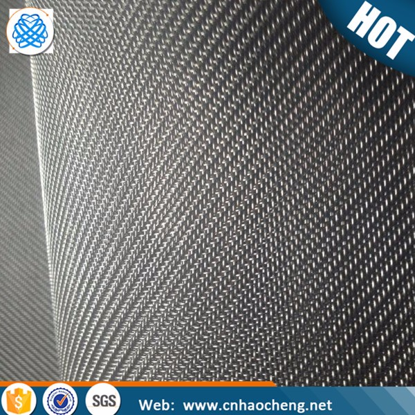 Professional factory 0.3mm wire diameter 150 200 mesh 310 stainless steel wire filter mesh