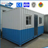 Sandwich panel insulation fireproof storage container house
