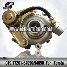 CT9 Turbo 17201-64090 for Toyota