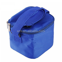 Custom polyester bottle bag,wine cooler bag