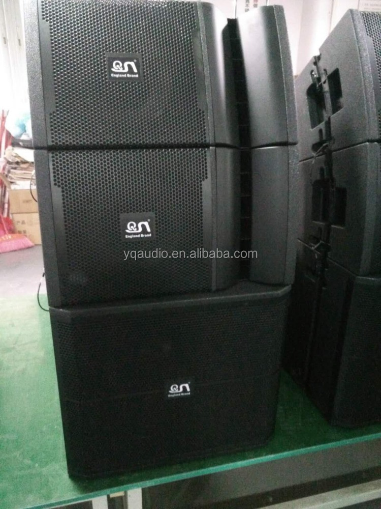 Active p audio line array 12 inch speaker price