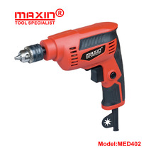 350W 6.5mm/10mm maktec electric drill-MAXIN brand MED402