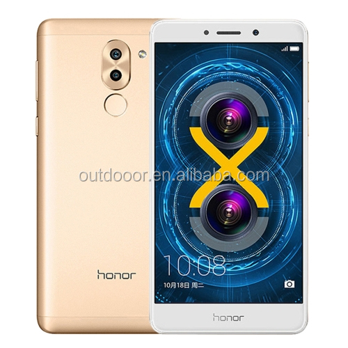 Clearance sales cheap Huawei Honor 6X 3GB+32GB 5.5 inch IPS Screen <strong>Android</strong> 6.0 4G smart <strong>phone</strong> 4G <strong>phone</strong> huawei mobile <strong>phone</strong>