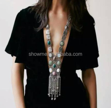 2016 high end costume jewelry catalog Top fashion premier jewelry catalog Women Jewelry