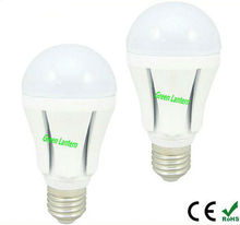 New item good heat dissipation aluminums warm white e27 10w led light bulb 220v