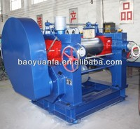 New Style Open Mixing Mill Rubber Mixing Machine Rolling Mill