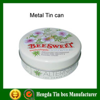 New design high quality tin box for band-aid