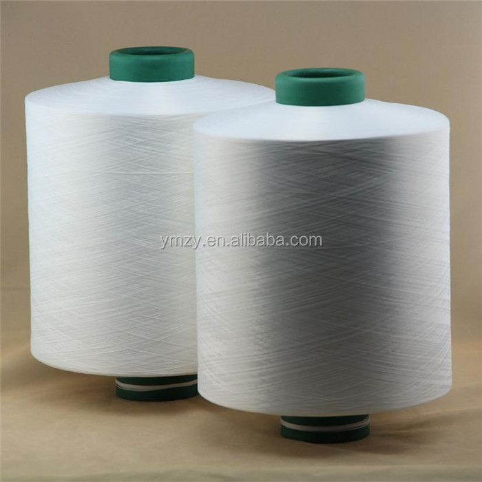 Top sale high tenacity polyester yarn with spandex factory price