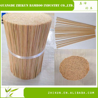 bamboo raw material for smokeless incense sticks