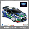 Licensed Radio Control Car Toys Scale