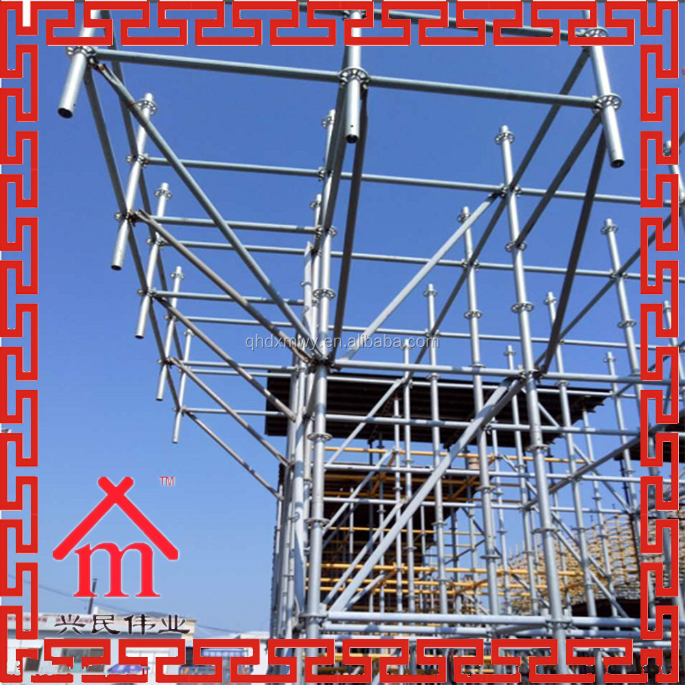 Various Types of Steel Scaffolding Design