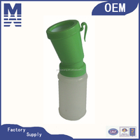 Non-Reflux Food Grade Foaming Plastic Teat Dip Cup / Milking Parlor