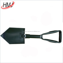 Outdoor Camping Multifunction carbon fiber shovel with bag