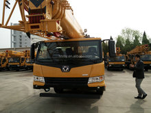 Used XCMG 25ton crane lorry crane truck mounted for sale in shanghai