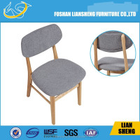 2015 New design chair A05 2015 modern high quality leather/fabric dining room chairdining room furniture dining room chair