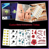 Wholesale Customized Temporary Tattoo Paper Temporary