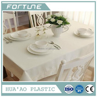 Pvc Golden Lace Piece For Dining