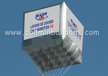 Factory directly sell inflatable square advertising balloon N1085