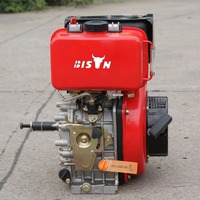 BISON(CHINA)OHV Structure 170F Diesel Engine 4hp with Competitive Price