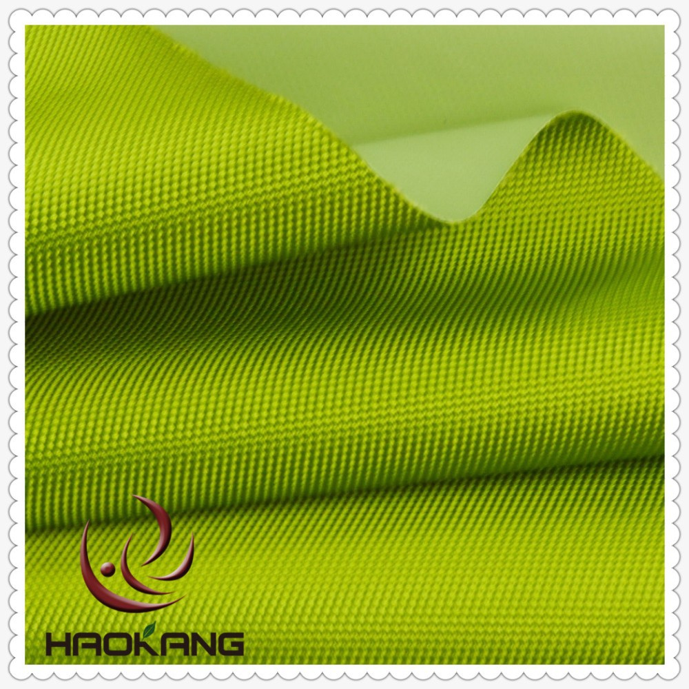 Pvc pu backing1680d cordura ballistic fabric
