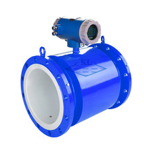 Compact type electromagnetic flow sensor with CE approved