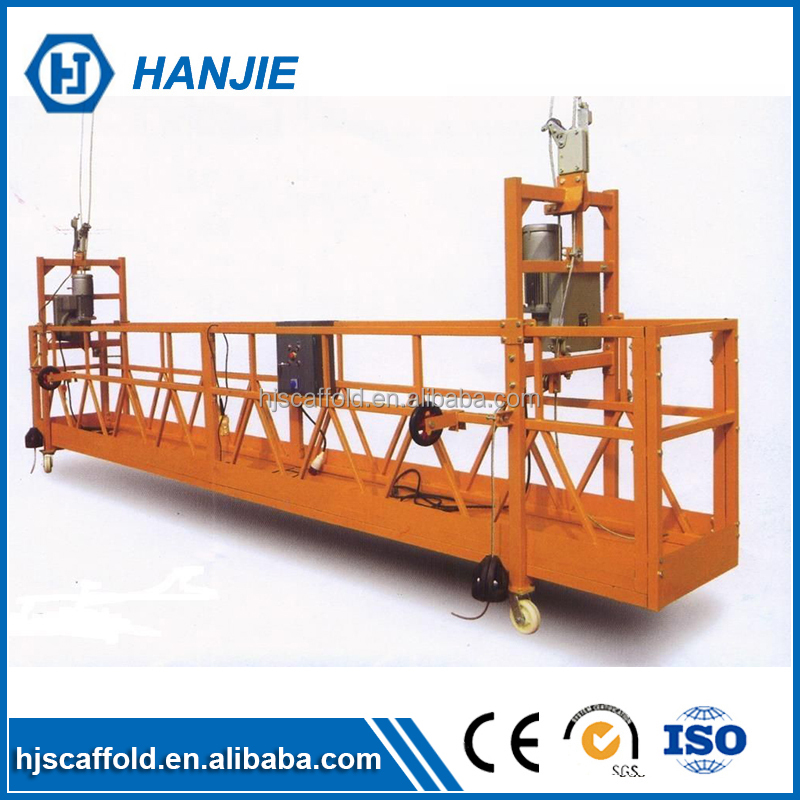Glass lifting equipment swing stage motor for building cleaning