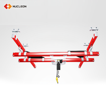 Kbk Double Girder Light Crane with Electric Chain System