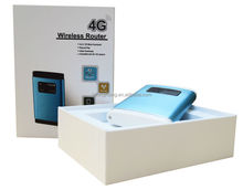best 4g lte high power wireless wifi router for usb data card