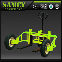SAMCY Pallet Truck 22-years Export Experience All Rough terrain Pallet Truck