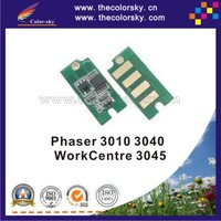 (TY-X3040) toner cartridge reset chip for Xerox Phaser 3010 3040 WorkCentre wc 3045 wc3045 106R02180 106R02181 bk 2.3k