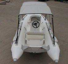 China High quality 6 people RIB Boats for Sale with CE! HOT SALE! RIB390
