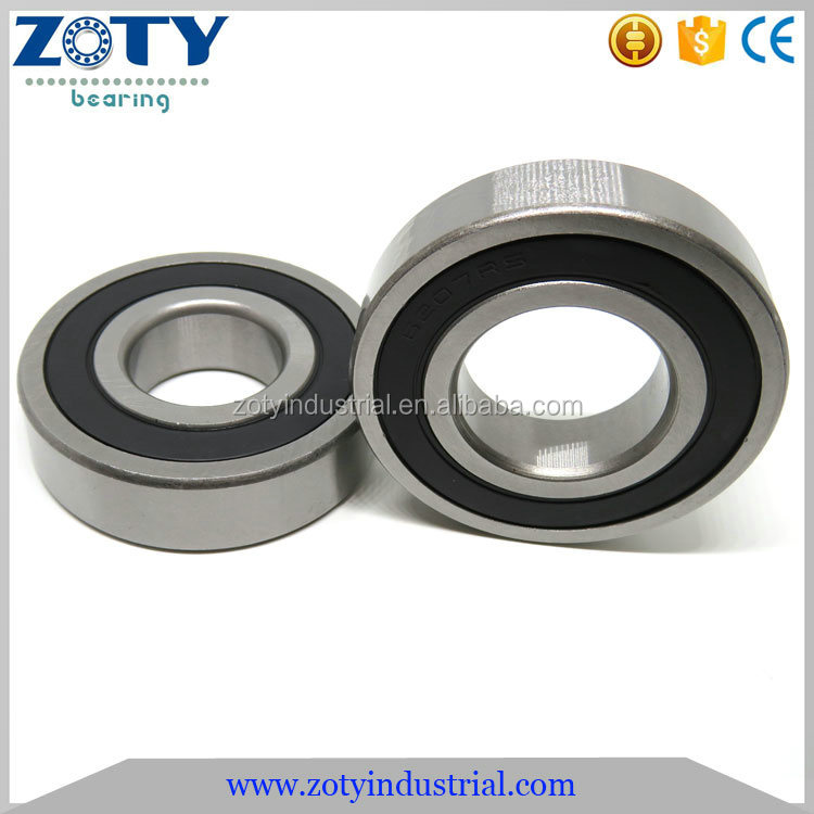 New Arrival Motorbike Accessory Bearing 6205RS Sealed Ball Bearing for Motorcycle