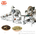 Sacha Inchi Nuts Safflower Seed Shelling Hemp Sunflower Seeds Dehulling Pumpkin Watermelon Melon Seed Shell Removing Machine