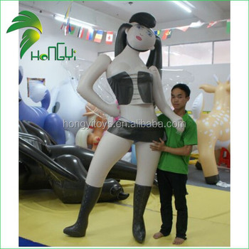 Giant Japanese Sex Inflatable Girl Anime Toys