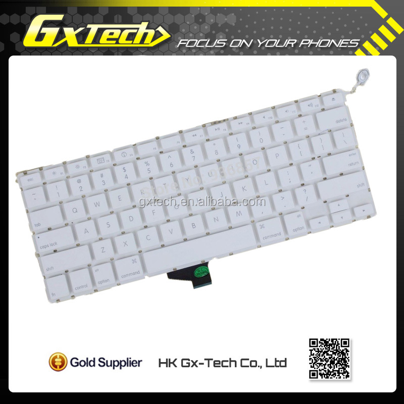 "Original and New Keyboard For MacBook 13"" A1342 2009 2010 Keyboard US Layout"