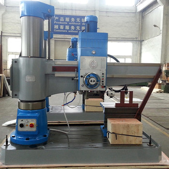 High quality good selling zq3040x10 radial drilling machine zq3040 with peice z380x25