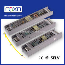 100-240VAC 700mA 1 channel 15W constant current led driver dimmable 1-10v