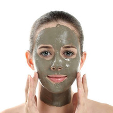 Dead sea facial whitening mud masks for oil control skin care OEM Deep sea mud mask