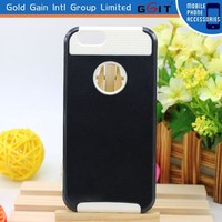 Fashion Spray varnish combo Case For iPhone 6