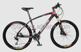 Carbon fiber mountain bicycle SD680 30er