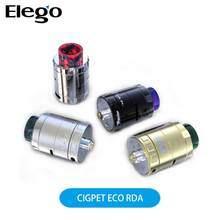 CIGPET ECO RDA Coming Soon!!! Wholesale Offer Electronic Cigarette CIGPET ECO RDA Tank